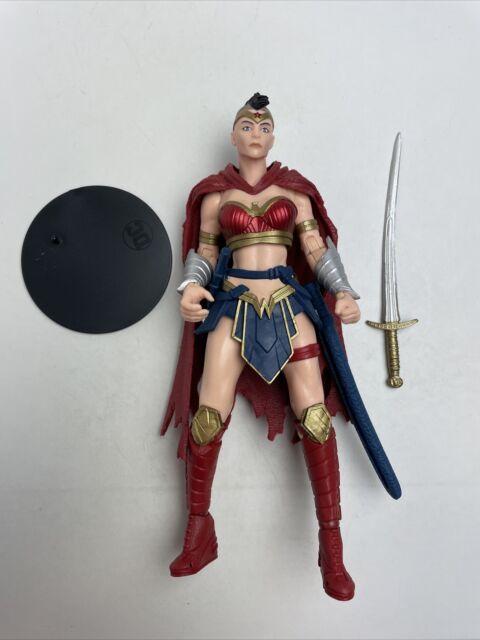 DC Multiverse Wonder Woman Last Knight on Earth Loose No BAF