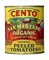 Cento San Marzano Organic Peeled Tomatoes 28 Ounce (pack Of 6) Free Shipping