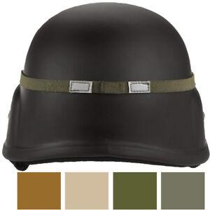 Nylon Helmet Band with Luminous Cat Eyes Strap For M88 MICH Military Helmet