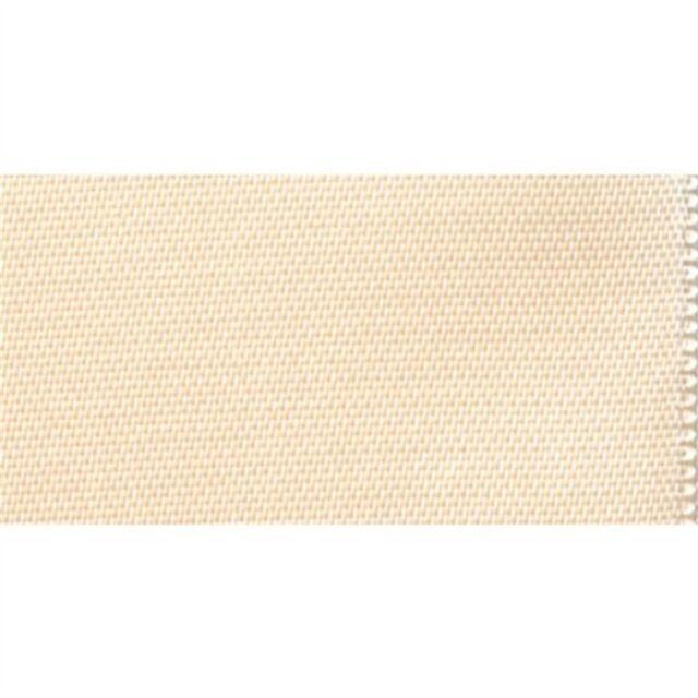 Wrights 117-794-810 Single Fold Satin Blanket Binding, Ivory, 4.75-yard -