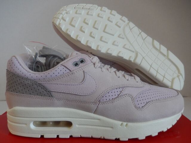 d1978466cfbb3 Nike NikeLab Air Max 1 Pinnacle Silt Red Pearl Pink 859554-600 Size ...