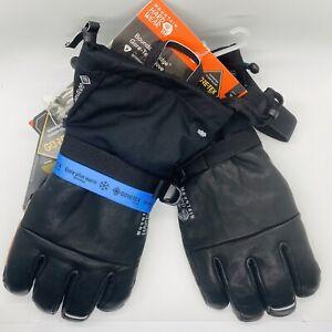 Mountain-Hardwear-Boundary-Ridge-Gore-Tex-Primaloft-Gloves-Black-Size-Medium