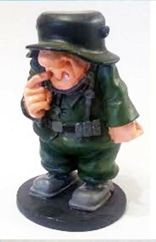 Hobby /& Work FUMETTI 3D COLLECTION FIGURE 39 STURMTRUPPEN SOLDATEN USCITA N