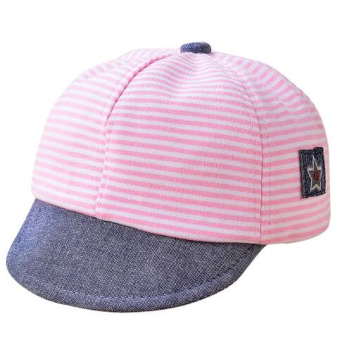 Boys Girls Kid Baby Baseball Cap Warm Peaked cap Cartoon Hip Hop Cat Ear Sun Hat