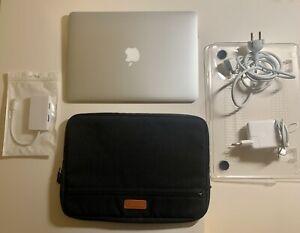 """Apple MacBook Air 13,3"""" (128Go SSD, Intel Core i5 5ème Génération, 1,6 GHz, 8Go)"""