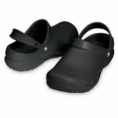 Crocs Bistro Clog Sandalen Schuhe Unisex Badeschuhe Clogs Arbeitschuhe 10075-001