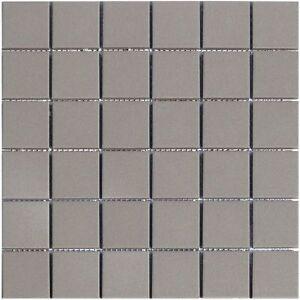 Keramikmosaik Rutschhemmend Grau Antislip Granit Marmor Fliesen Ebay