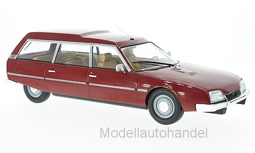 CITROEN CX 2500d SUPER BREAK SERIE I 1976-rojo - 1 18 mcg    NEW