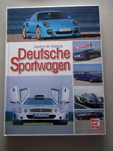 Deutsche Sportwagen - Eggenstein-Leopoldshafen, Deutschland - Deutsche Sportwagen - Eggenstein-Leopoldshafen, Deutschland