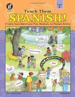 Teach Them Spanish, Grade K