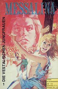 MESSALINA deutsch ab #1  FREIBEUTER-VERLAG