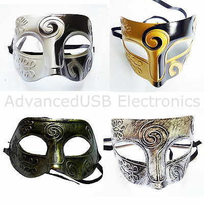 Men's Masquerade mask Masked Ball masks Stag Party Fancy dress Venetian Eye Mask
