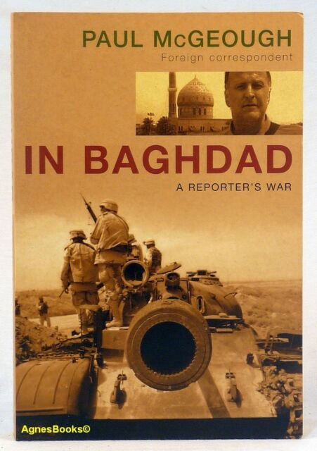 #AC, Paul McGeough IN BAGHDAD - Softcover