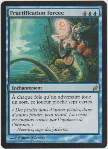 ►Magic-Style◄ MTG Fructification forcée NM Forced Fruition