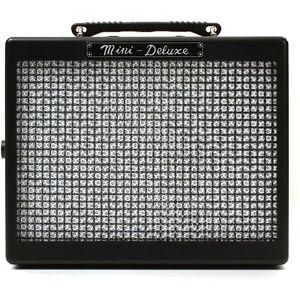 Fender-MD-20-Mini-Hot-Rod-Deluxe-Practice-Portable-Guitar-Combo-Amp-2-034-Speaker