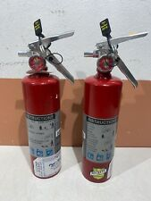Buckeye Fire Extinguisher 13315 25 Sa Abc Dry Chemical Hand Held Two Lot