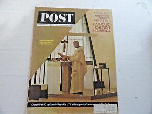 Saturday-Evening-Post-Magazine-November-28-1964-Complete