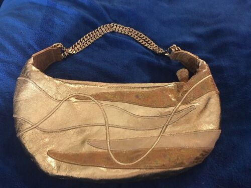 Carlos Falchi Gold Purse