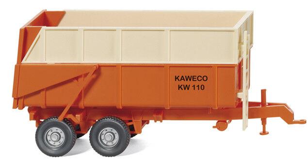 Wiking 038702 - 1/87 Kaweco Muldenkipper - Neu