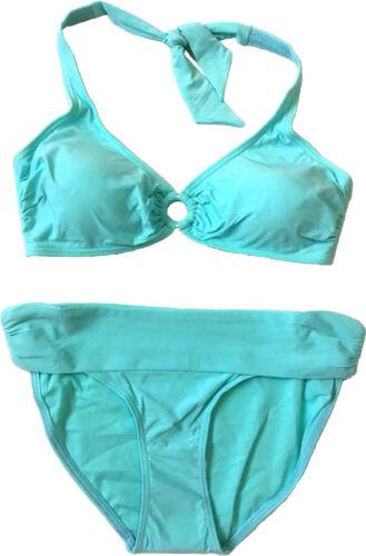 Da Donna Ex-e Spencer M/&S Marks Bikini Tankini A Fascia Halter Neck