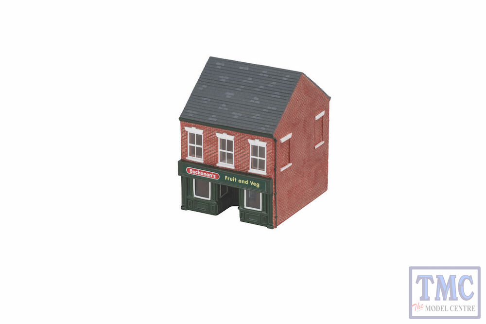 R9847 R9847 R9847 Hornby OO Gauge The Greengrocer's Shop - Based on R9831 39b454