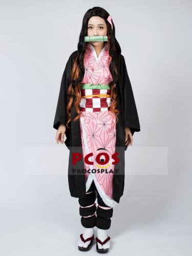 In Stock* Ready To Ship Demon Slayer Kamado Nezuko cosplay costume  mp005091