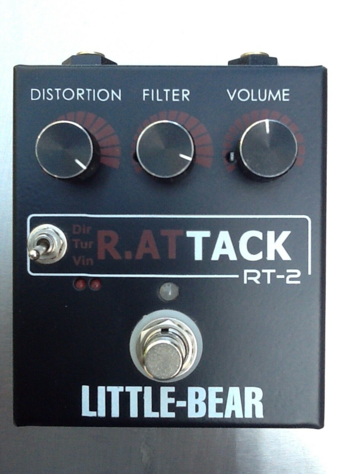 FUZZ Early Rat Tack Little Bear Dirty Turbo Vintage