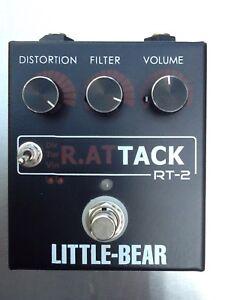 FUZZ-Early-Rat-Tack-Little-Bear-Dirty-Turbo-Vintage