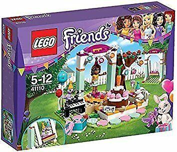 Lego Friends 41110 - Fiesta de cumpleaños - NUEVO