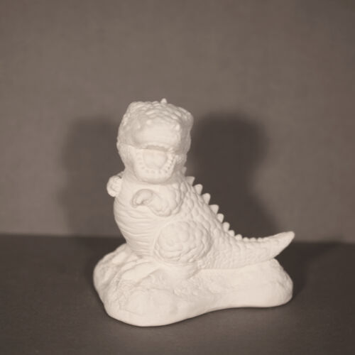 Baby Rex latex Mould//Mold plaster//candle//soap 1186