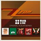 Original Album Series [Box] by ZZ Top (CD, 2011, 5 Discs, Rhino (Label))