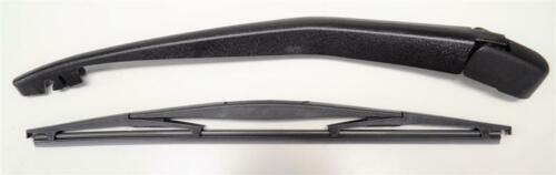 REAR WINDSCREEN WINDSHIELD WIPER ARM W// BLADE 350mm /</< />/> MICRA K13 10