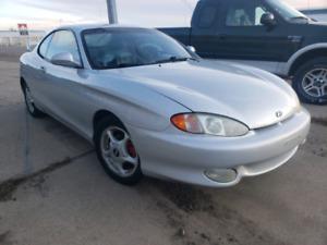 1998 Hyundai Tiburon $2850