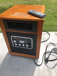 Dr Infrared Heater Original 1500 Watt Infrared Portable Space Heater Dr968 837654715666 Ebay