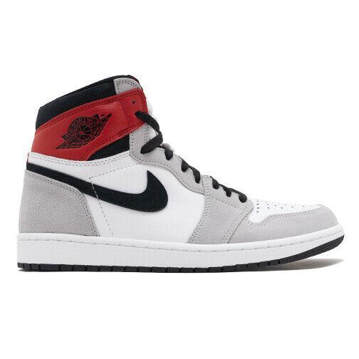 Size 10 - Jordan 1 Retro High OG Smoke Gray 2020 for sale online ...