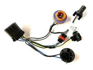 new oem gm 2007 2014 chevrolet suburban tahoe headlamp wiring 2005 tahoe wiring harness image is loading new oem gm 2007 2014 chevrolet suburban tahoe