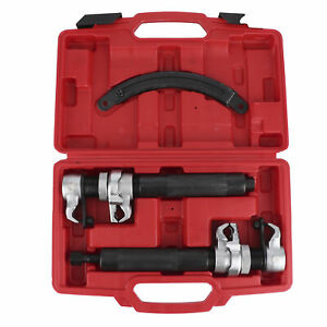 Heavy‑duty Spring Compressor Used for Struts And Coil Springs Auto Repair Tool