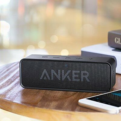 Anker SoundCore 6W Dual-Driver Portable Bluetooth Speaker With Superior Clear