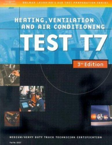 ventilation ase t7 manuals heating prep duty 3e heavy truck test ended