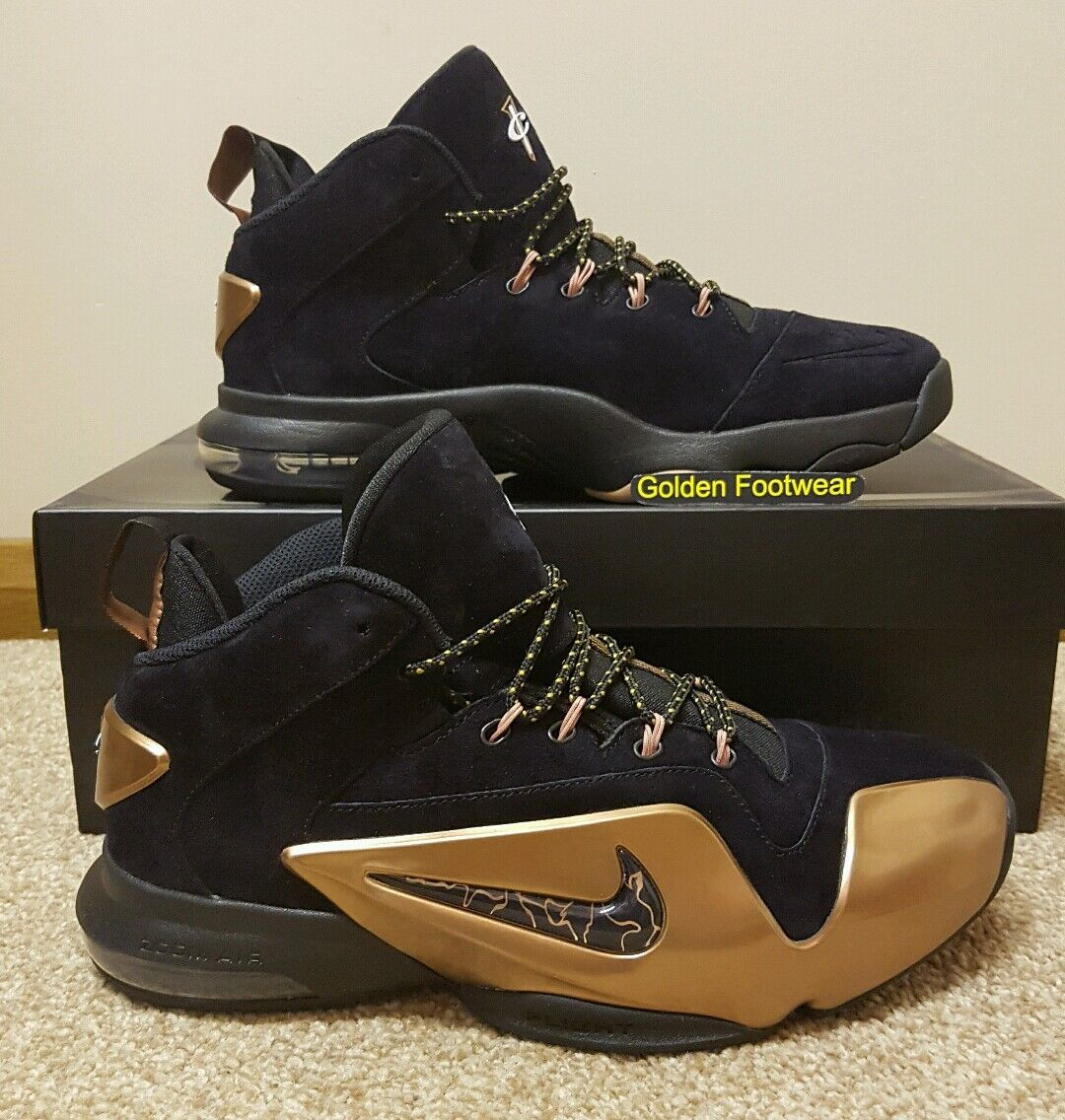 cheap for discount b3627 76a76 ... norway nike zoom copper penny vi noir metallic copper zoom 0b4884 c9ddc  aa6ef
