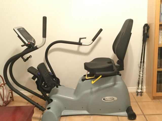 HCI Fitness Physiostep LXT Recumbent Linear Cross Trainer