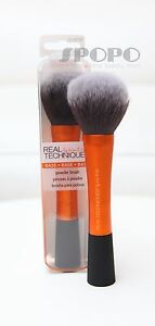 Real Techniques by Sam & Nic Chapman Face Powder Brush #1401NP 100% Authentic