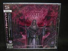 ENSIFERUM Unsung Heroes + 2 JAPAN SHM CD Sinergy Barathrum Rapture October Falls
