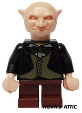 LEGO HARRY POTTER GOBLIN BROWN LEGS  MINIFIGURE BRAND NEW GENUINE