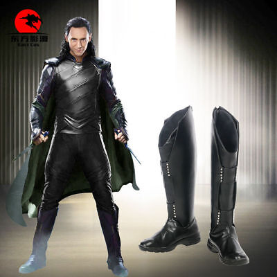DFYM Movie Aquaman Cosplay Mera Leather Boots Shoes Custom Made Any Size