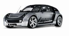Lorinser Speedy Alufelgen Sommerreifen smart Roadster 452 silber Komplettradsatz