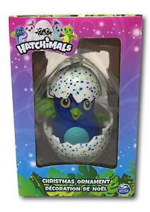 Hatchimals Blue and Green Draggle Christmas Ornament by Hatchimals