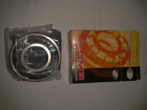 6001.2RS,China,12mm x 28mm x 8mm wide,sealed deep groove ball,bearings
