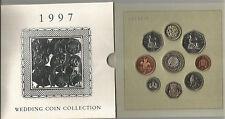 1997 Wedding Coin Collection