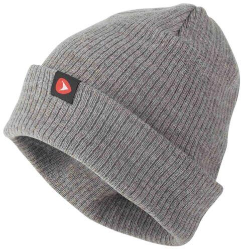 Gris nouveau logo sandwich performance camionneur chapeau de pêche la carpe cap /& Beanies